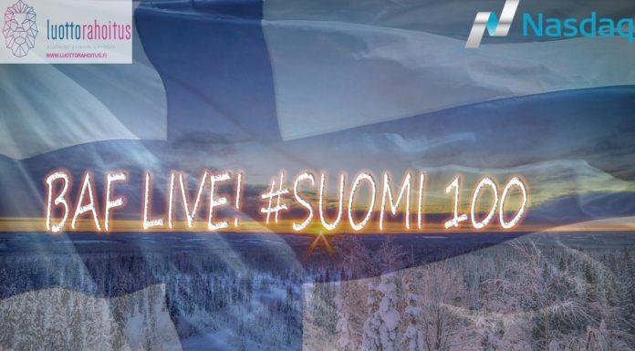 BAF Live! Suomi100