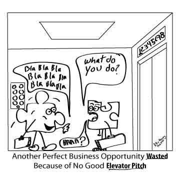 millainen on hyvä hissipuhe