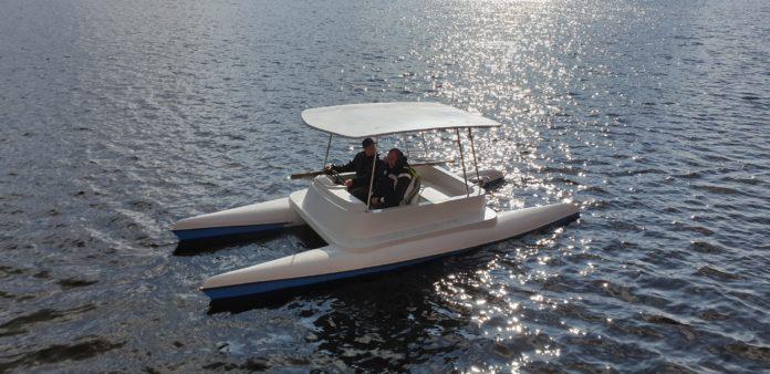 eboat sähkövene