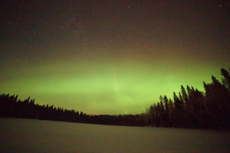 northern lights revontulet